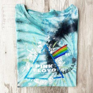 🛍3 for $25 🛍 Pink Floyd Graphic Tie Dye Band Tee